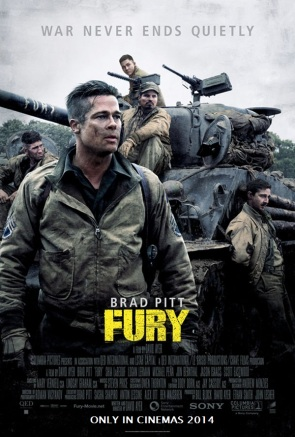 """FURY"" POSTER"